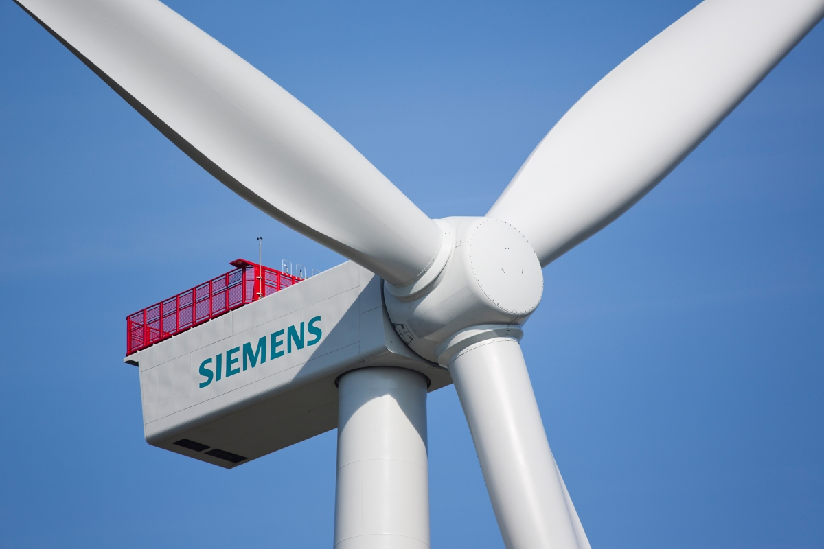 The Siemens-Gamesa Merger