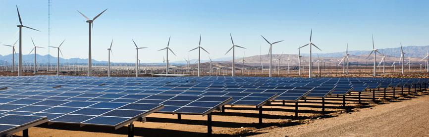 Trend #1: Investment in Renewable Energy2015