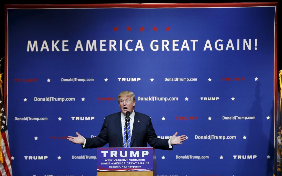 🇺🇸Mr. Trump, Make The Grid GreatAgain!